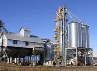 Типы зерносушильных машин