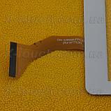 Сенсор, тачскрін СН-1096A4-FPC308 для планшета, білого кольору., фото 2