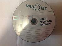 ДИСКИ CD-R NANOTEX