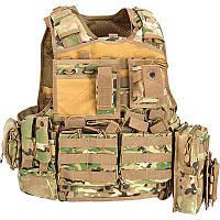 Жилет тактичний Defcon5 Armour Carrier Vest