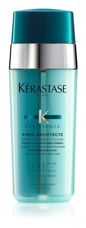 Сироватка для пошкодженого волосся та посічених кінчиків Kеrastase Resistance Force Architect 30 мл