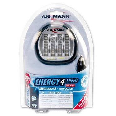Зарядное устройство Ansmann ENERGY 4 speed, фото 2