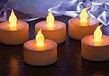 Электронная светодиодная Лэд/Led свеча, фото 2