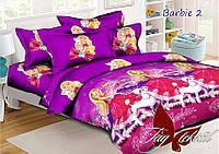1,5-спальный комплект детского Barbie 2