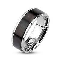 Мужское кольцо из стали Spikes R-H1658, р.  19, 20, 20.5, 21.5, 22.5