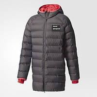 Зимняя мужская, куртка, парка удлиненная, пальто спортивное, большой размер на крупного высокого мужчину, фото 1