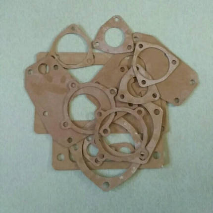 Комплект прокладок редуктора КПП мототрактора 12-15 лс, фото 2