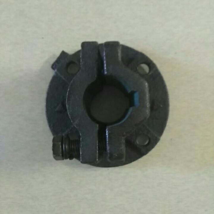 Ступица колеса в сборе 4 оси (12 колесо) КПП мототрактора 12-15 лс