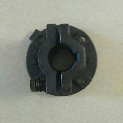 Ступица колеса в сборе 4 оси (12 колесо) КПП мототрактора 12-15 лс, фото 2