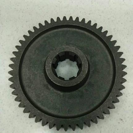 Шестерня полуоси z-51 КПП мототрактора 12-15 лс, фото 2