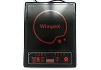 Плита индукционная WimpeX WX 1321 Черный