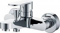Смеситель KOLLER POOL ROUND ARC для ванны с коротким изливом.