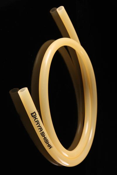 Силиконовый шланг Silicone Hose Kaya logo, оранжевый