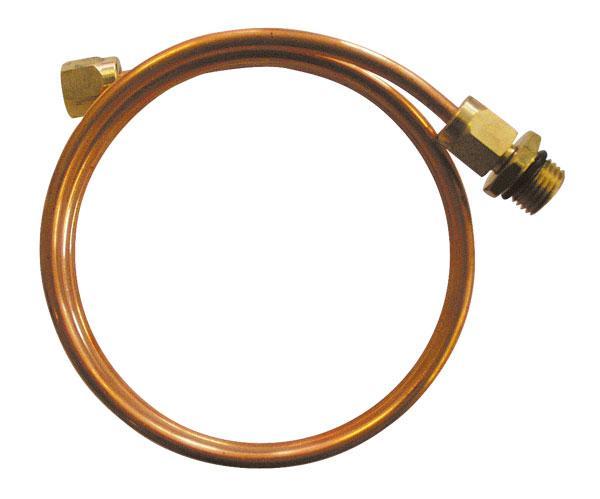Импульсная труба для регуляторов перепада давления Герц (HERZ) 4007 и 4002