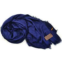 Шарф Louis Vuitton синий