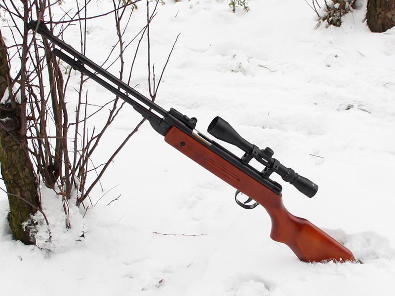 Пневматична гвинтівка Kandar  4,5 mm 320 m/s
