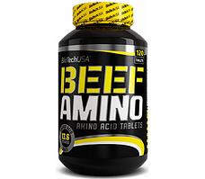 Аминокислоты BioTech - Beef Amino (120 таблеток)