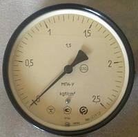 Манометры, вакуумметры, мановакуумметры технические МП4-У,  ВП4-У, МПВ4-У, МТП-160, ВТП-160, МВТП-160, ОБМ-160