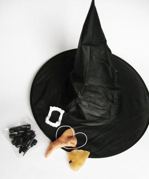 Набор ведьмы (бабы яги), фото 1