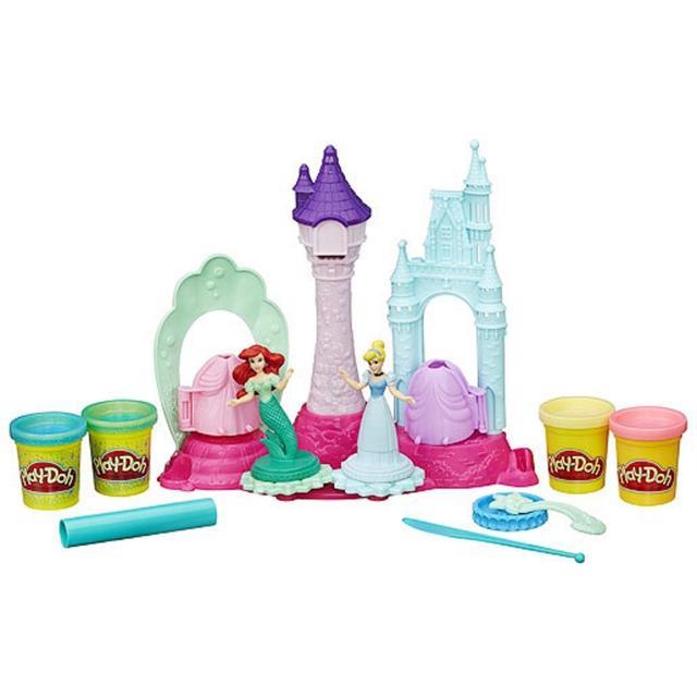 Play Doh Disney Princess Royal Palace Castle