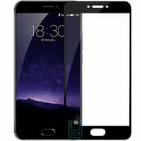 Защитное стекло Meizu MX6 Full 3D Screen black тех.пакет