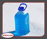Омыватель для стекла зимний -20°C канистра 5 л.