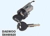 Замок запалювання Daewoo Lanos/Sens з ключем (пр-во Корея S6460020)