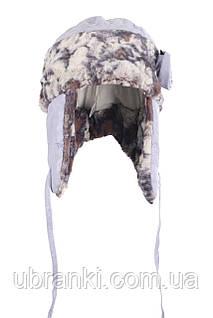 Зимняя шапка Снежана для девочек