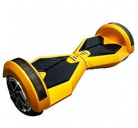 Гироборд SMART Lambo 8′ (Led, Bluetooth, пульт, сумка) желтый