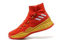 Баскетбольные кроссовки Adidas Crazy Explosive 2017 красные
