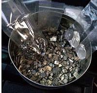 Скупка лома технического серебра