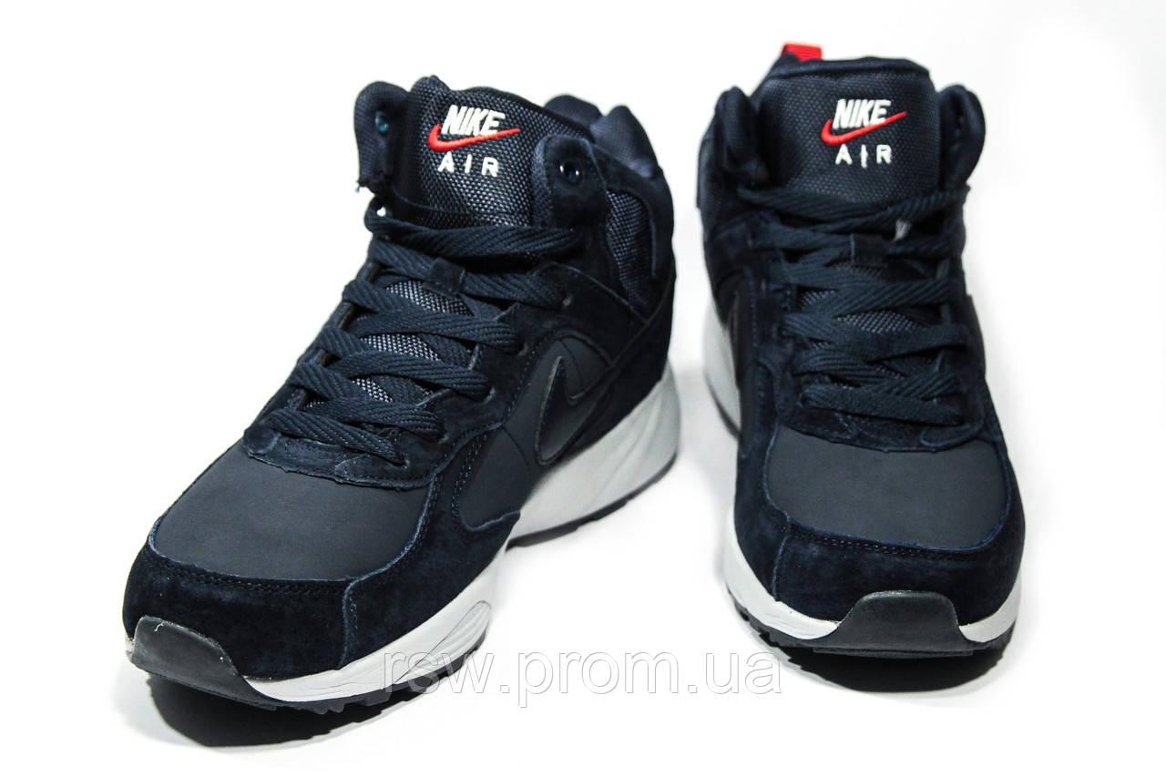 734d31558 Зимние ботинки (НА МЕХУ) мужские Nike Air 1-098 : продажа, цена в ...