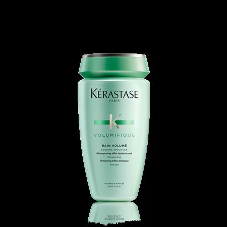 Укрепляющий шампунь для тонких волос 250 мл Kerastase Resistance Bain Volumifique Shampoo For Fine Hair