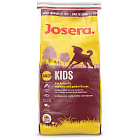 Сухой корм Josera Kids корм для щенков средних и крупных пород 15КГ