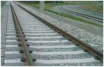 Скрепление верхнего строения пути железной дороги типа КПП-1