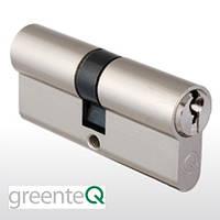 Цилиндры запирания GreenteQ ключ-ключ