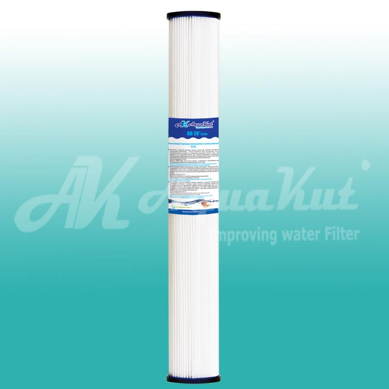 """Картриджи для очистки воды Картридж AquaKut FCCEL ВВ 20"""" Slim  2 1/2"""" - «Тепло Всегда» в Днепре"""