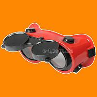 Защитные откидные сварочные очки Intertool SP-0023 201fd394f30d1