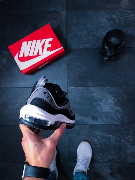 73da1f63 Мужские Кроссовки Nike Air Max 98 SE (Black / Anthracite) — в ...