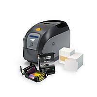 Принтер для пластиковых карт Zebra ZXP1 (USB) (Z11-00000000EM00)