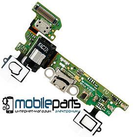 Шлейф (Flat cable) Samsung A300F Galaxy A3 | A300FU | A300H REV 0.0 зарядки, наушников, микрофоном