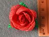 Атласні квіточки 3904 упаковка 10 шт