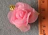 Атласные цветочки 3905 упаковка 10 шт