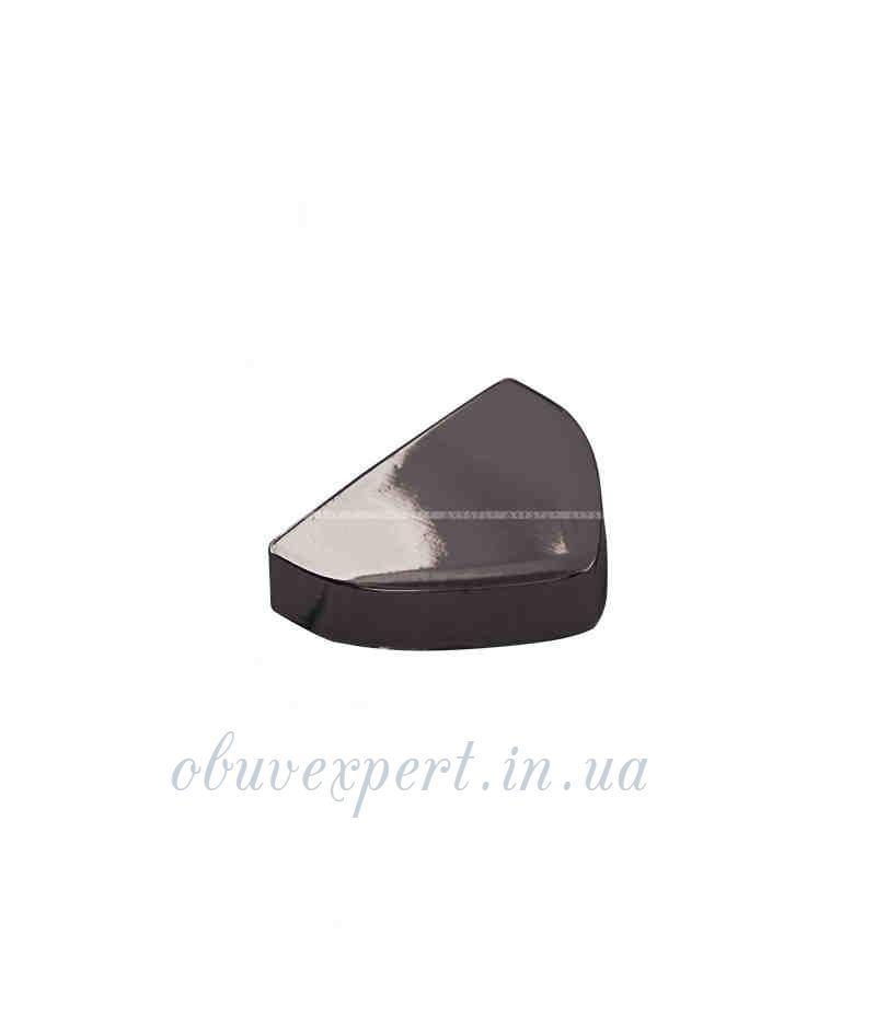 Декоративная наконечник 18*24 мм Черный никель