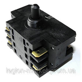 Переключатель мощности конфорок EGO 41.32723.010 C00049824 для плиты Indesit, Ariston