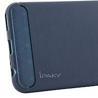 TPU чехол iPaky Slim Series для Huawei Mate 10 Lite Синий