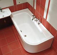 Акриловая ванна Praktik (L/R) 175x85