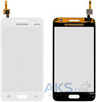 Сенсор (тачскрин) для Samsung Galaxy Core 2 Duos G355H Original White