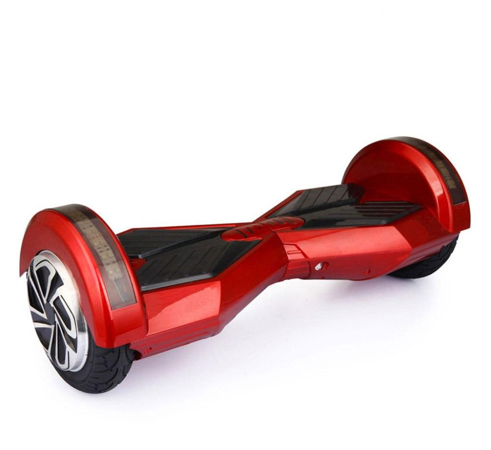 Гироборд SmartWay Balance Premium 8 красный Тао-Тао