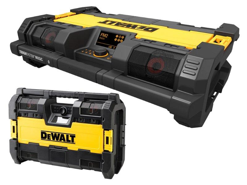 Строительный радиоприемник DeWALT DWST1-75659